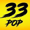 33 POP icon