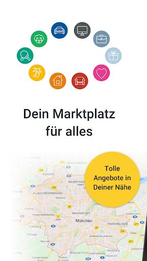 Quoka Kleinanzeigen Flohmarkt 8.3.1 screenshots 1