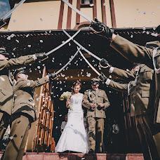Wedding photographer Grzegorz Janowski (grzj). Photo of 09.11.2017