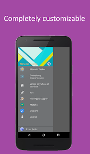 Material Design Tasker Plugin Screenshot