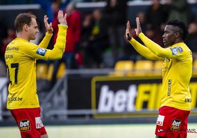 KV Oostende en Charleroi spelen gelijk