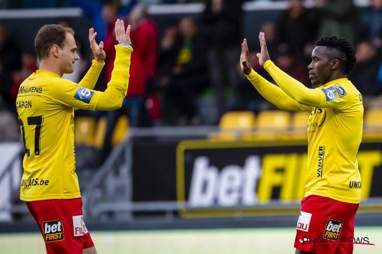 Youngster van KVO pakt Charleroi vierde winst op rij af