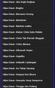 lagu Hijau Daun band terbaik mp3 - náhled