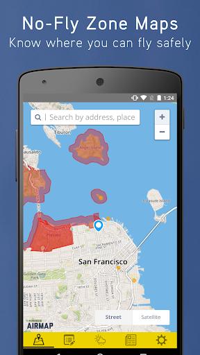 Hover - Drone UAV pilot app