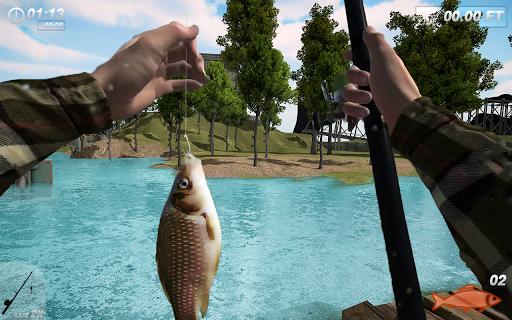 Reel Fishing sim 2018  – Ace fishing game 1.5 screenshots 2