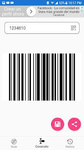 QR Barcode Scanner Black for PC-Windows 7,8,10 and Mac apk screenshot 3