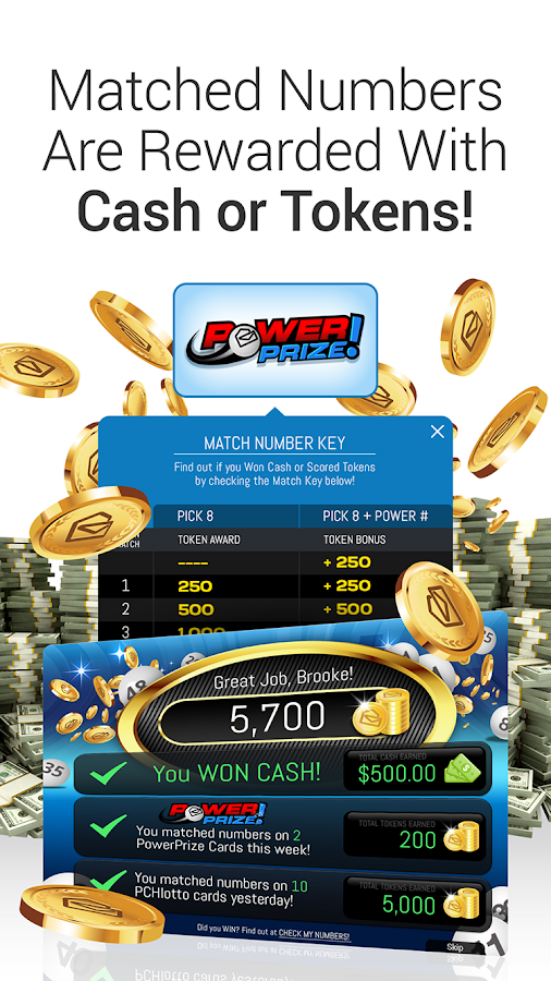 PCH Lotto- screenshot