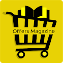 Offers Magazine : Flyers & Coupons - black friday icon