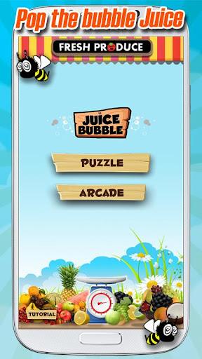 Juice Bubble Shooter Free