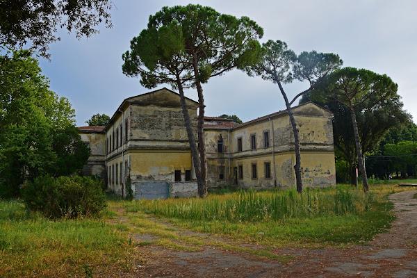 Manicomi abbandonati di Ciappo