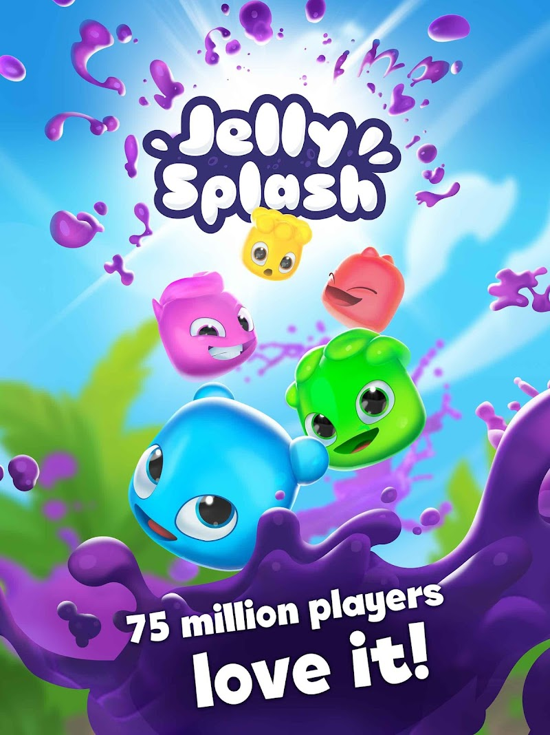 Jelly Splash Match 3: Connect Three in a Row Screenshot 14