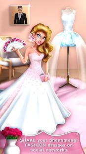 wedding dress designer game screenshot thumbnail