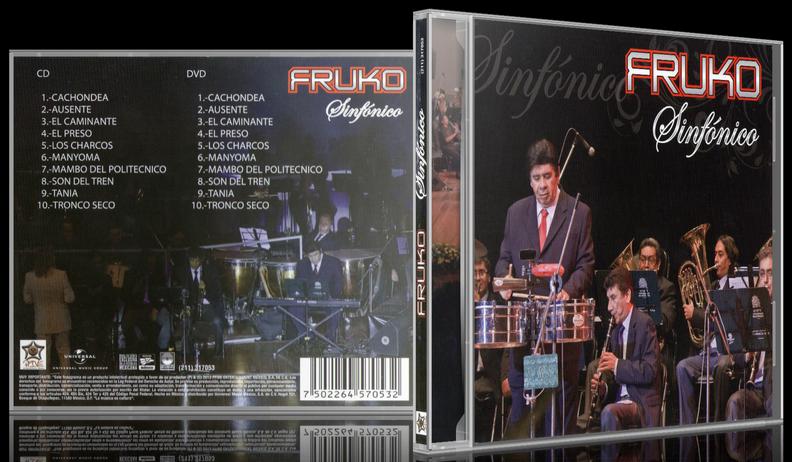 Fruko - Sinfónico (2013) [MP3 @320 Kbps]