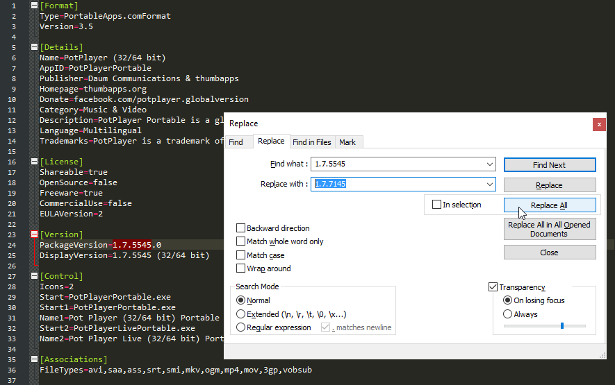 sublime text 3 portableapps