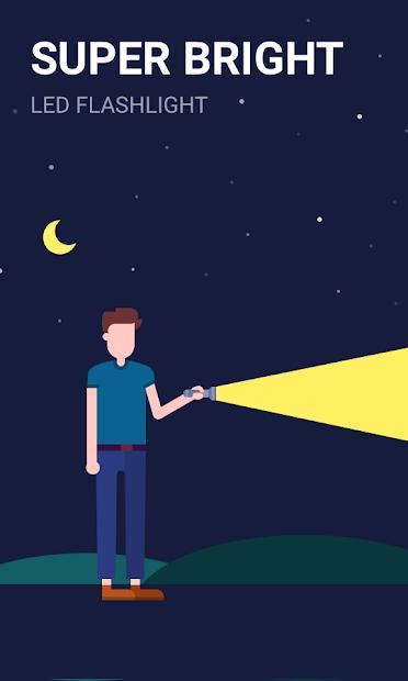 Power Light - Flashlight with LED Reminder Light screenshot 1