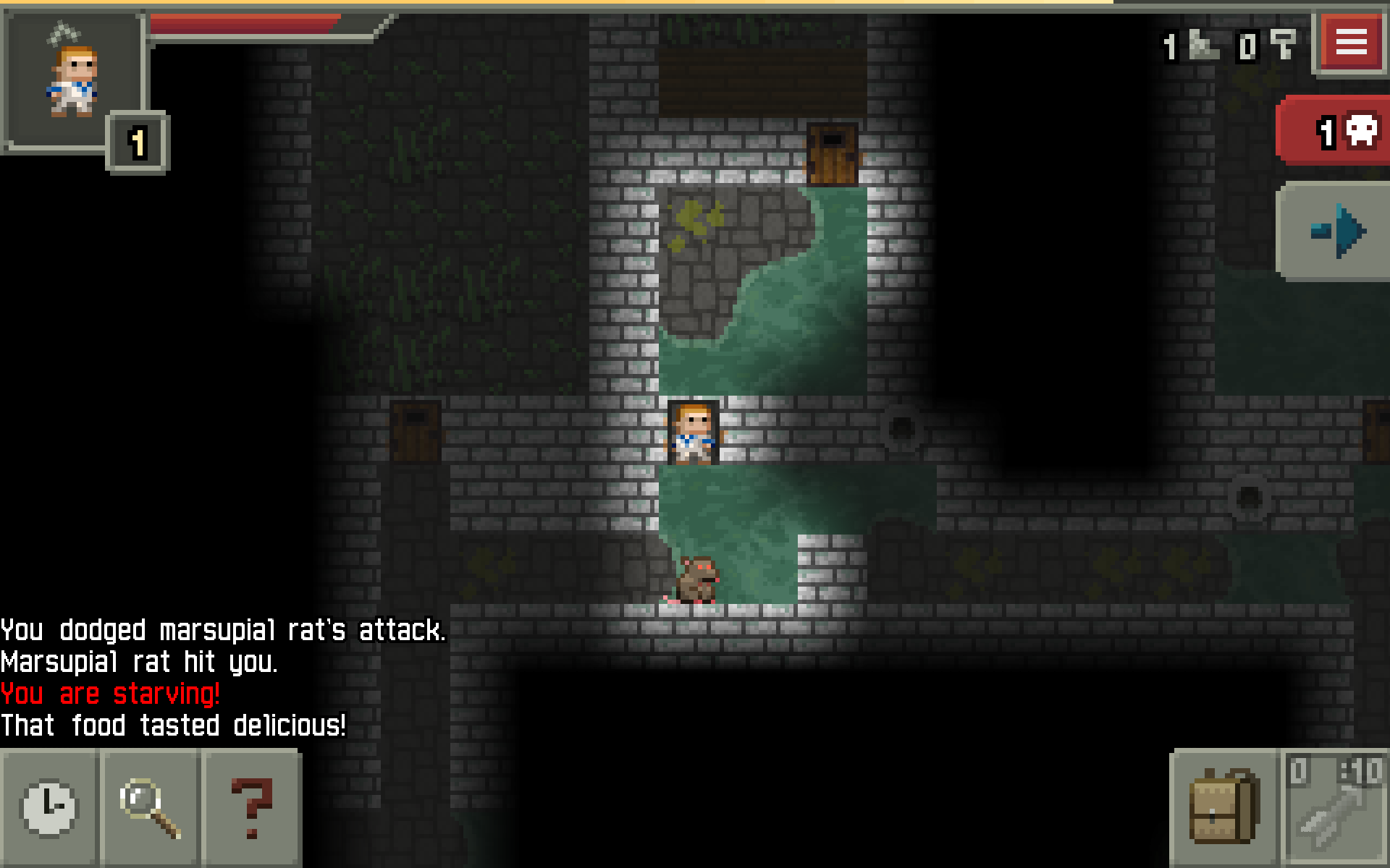 Pixel Dungeon screenshot #10