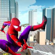 Grand Superhero City Theft Mafia Street Crime