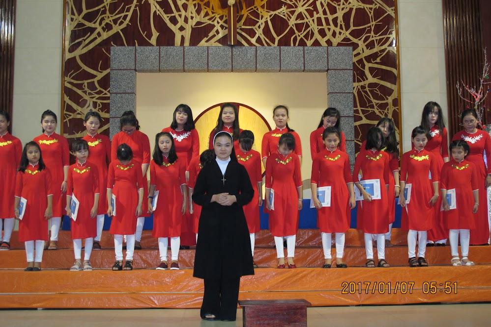 Đêm đại hội nhạc đoàn và ca đoàn thiếu nhi giáo phận Qui Nhơn - Ảnh minh hoạ 6
