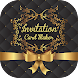Invitation Card Maker - Androidアプリ