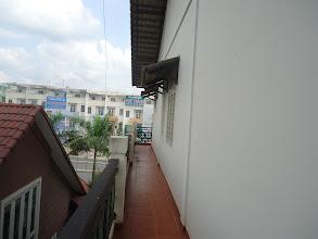 Photo: hành lang lầu 1