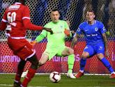 Gaetan Coucke pour prendre la place de Danny Vukovic dans les buts de Genk?