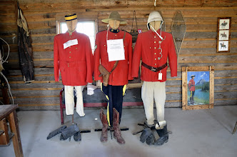Photo: NWMP Costumes