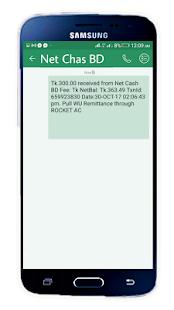 Net Cash BD - náhled