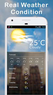 Weather Channel-Local & Worldwide Channel,Forecast - náhled