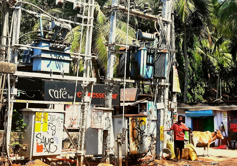 Indian electric power. di serendipity4