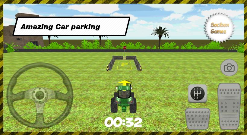 3D-Tractor-Car-Parking 24