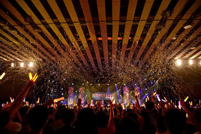 【迷迷現場】LisAni!LIVE睽違兩年再度登台 十組藝人聯手打造動漫狂 熱舞台