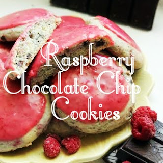 Raspberry Chip Cookies Recipes