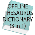 Offline Thesaurus Dictionary icon