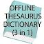 Offline Thesaurus Dictionary
