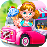 Ice Cream Truck - Summer Kids Icon