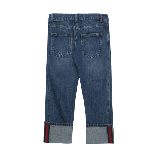 Primary image of Gucci Blue Wash Denim Jean