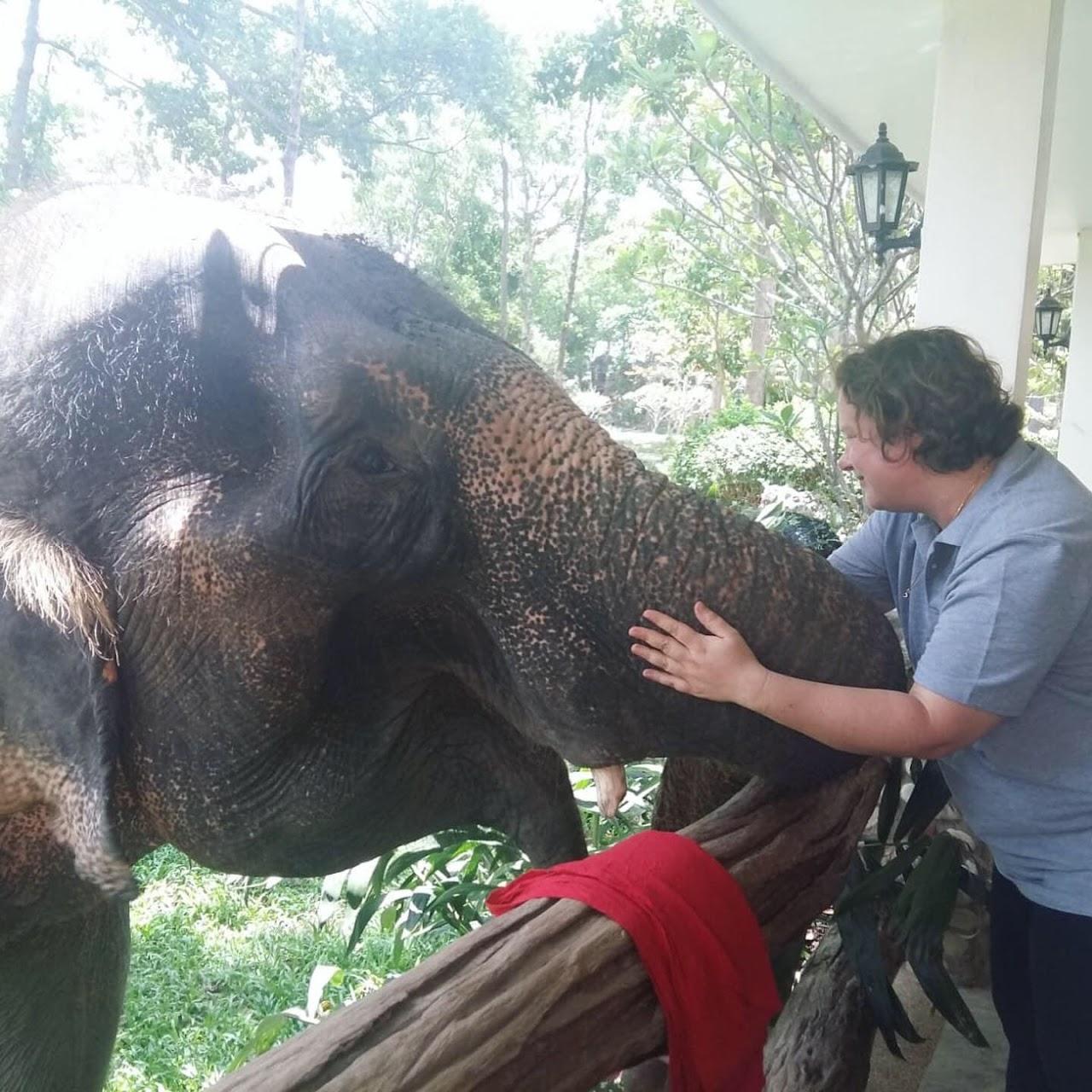 BaanMama,Tao,Staged'éléphanthérapieChantalVereyen
