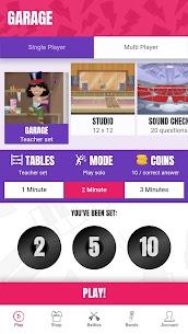 Times Tables Rock Stars App 1