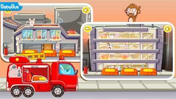 Screenshot of Little Panda Fireman