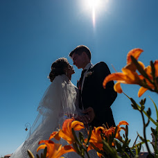 Wedding photographer Aleksey Pushkarev (APushkarev). Photo of 13.08.2018