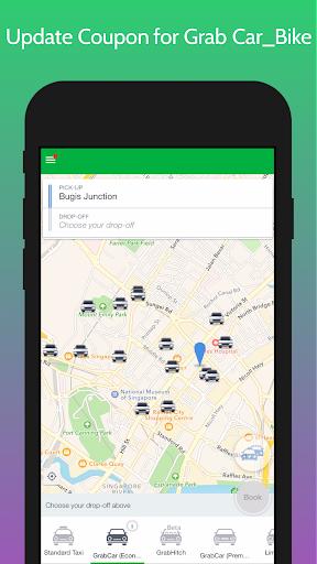 Guide Update Coupon for Grab Car_Bike 1.0 screenshots 3