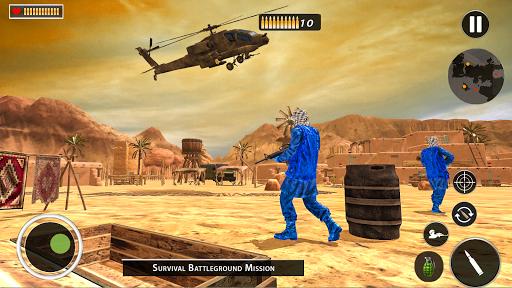Free Firing Battleground Commando Survival Squad 1.0.5 screenshots 4