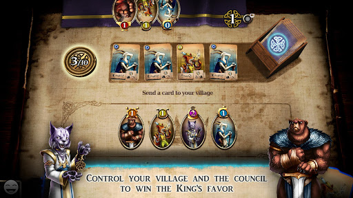 Harald: A Game of Influence screenshot