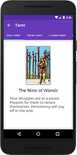 Horoscope & Tarot- screenshot thumbnail
