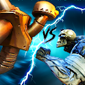 Robot Rivals War The Fighting Game icon