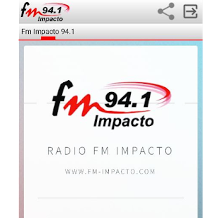Fm Impacto 94.1 - Monte Buey - náhled