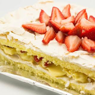 Meringue Cake Filling Recipes