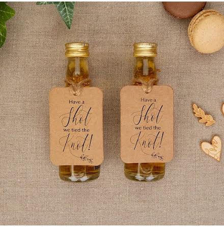Flasktags - Hearts & Krafts