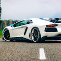 Fast Lamborghini Aventador Wallpaper APK