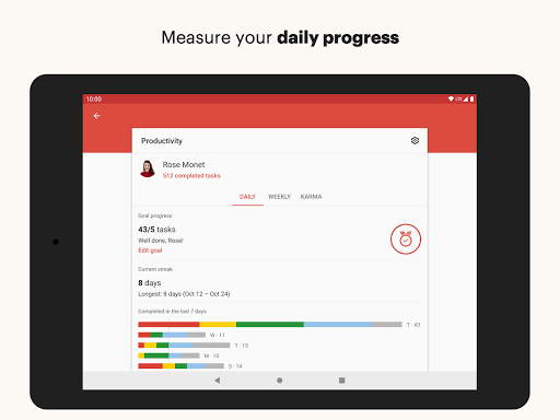 Todoist screenshot 10